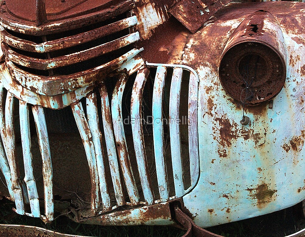 Rusty Details by AdamDonnelly