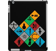 Depeche Mode : Logo Tribute 2 - Color iPad Case/Skin