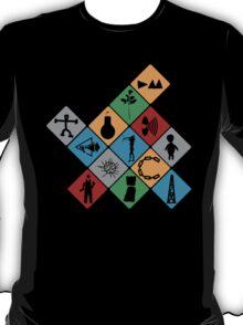 Depeche Mode : Logo Tribute 2 - Color T-Shirt