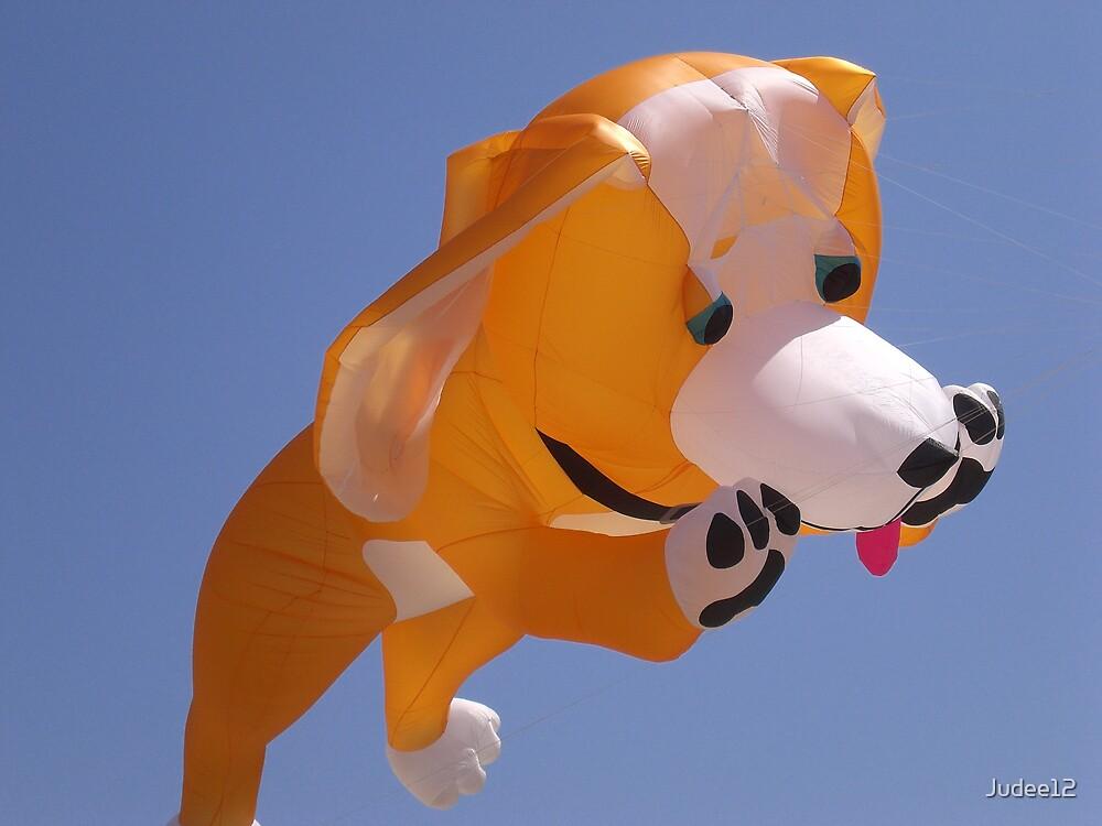 Puppy Dog Kite by Judee12