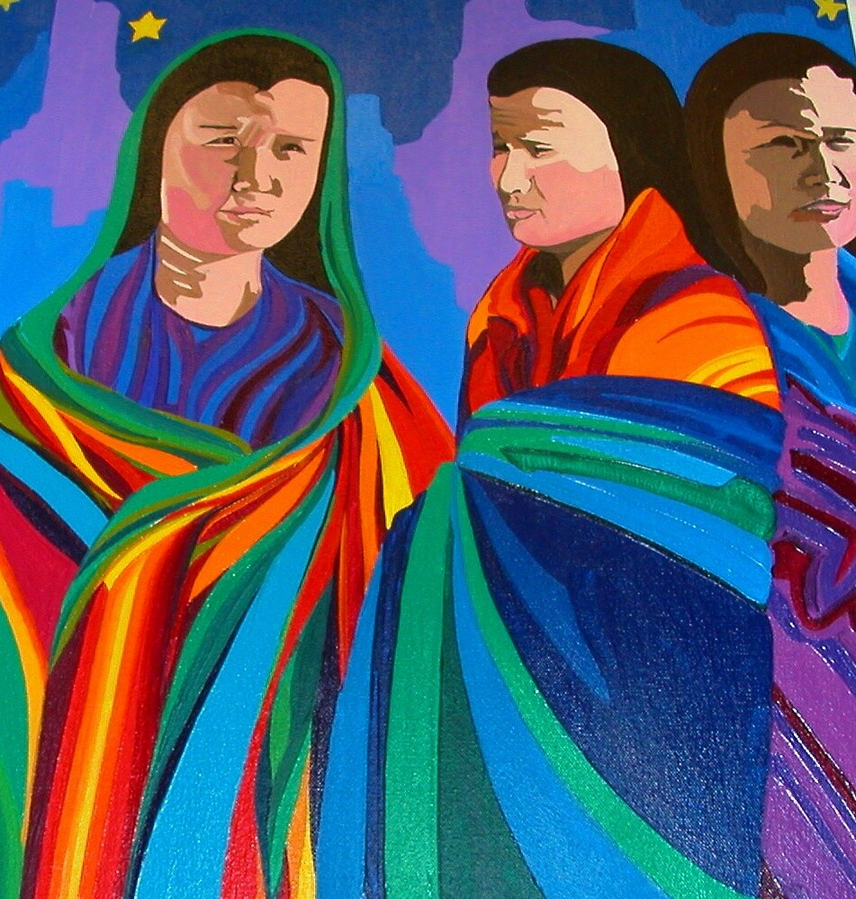 Young Women by Jamie Winter-Schira