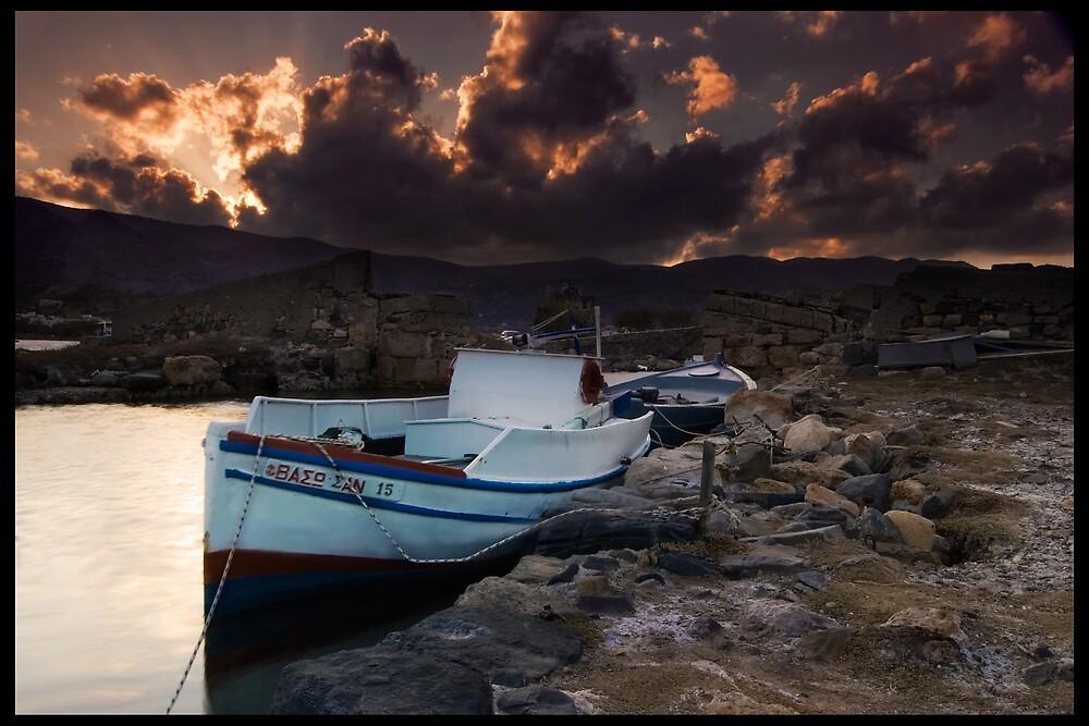 Hallowed Land by Kostas Petrakis