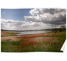 Lake Wivenhoe, Queensland Poster