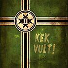 Kek Vult! by BarbwireCult