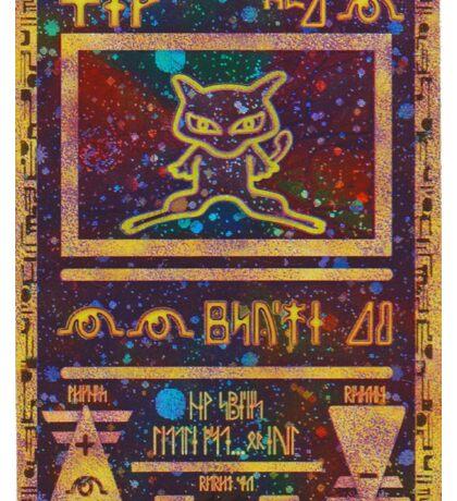Ancient Mew Sticker