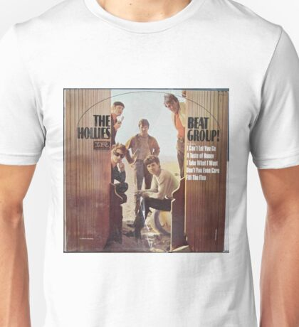 The Hollies, Beat Group Unisex T-Shirt