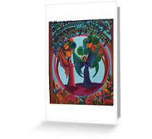 Spirits on Earth Greeting Card