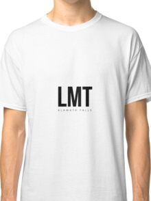 LMT - Klamath Falls Aiport Code Classic T-Shirt