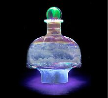 Ocean In a Bottle by Jessica  H