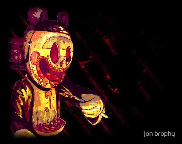 pie maker by jon brophy