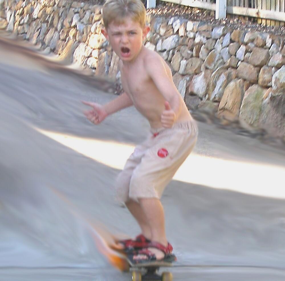 Fastest Kid in the World by Cliff Vestergaard