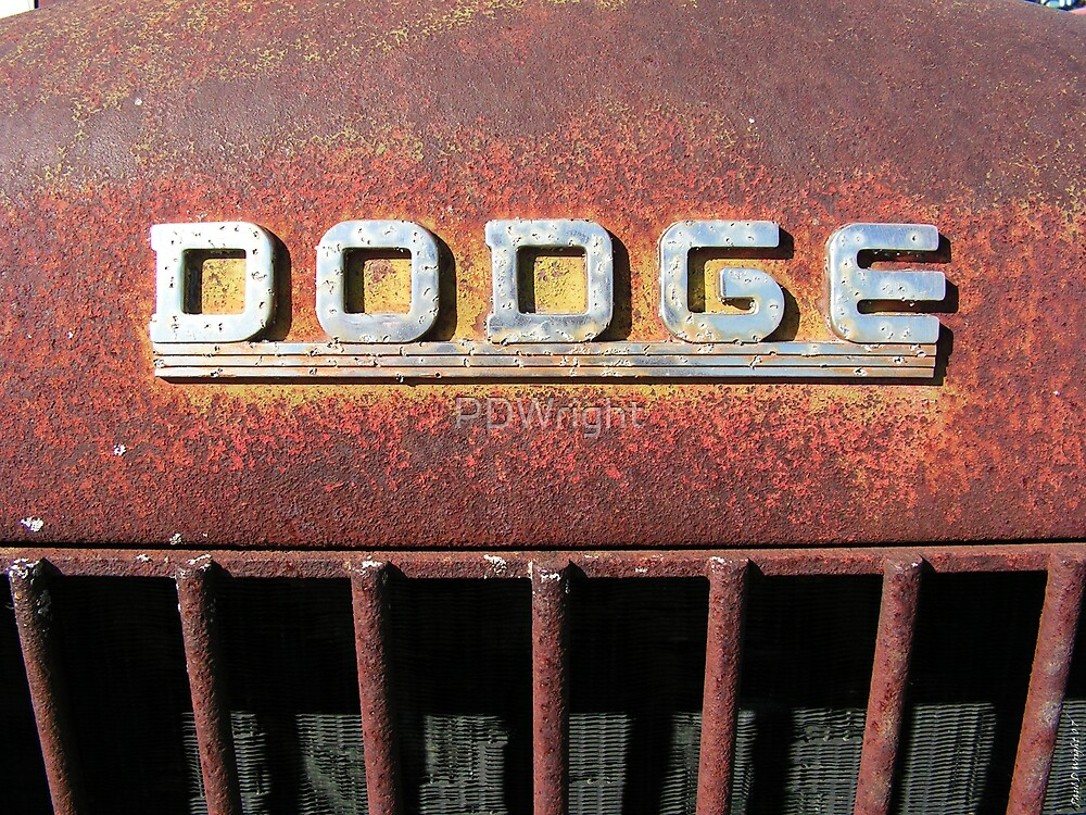 Dodge by PDWright