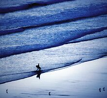 Surfer by Chris Goor