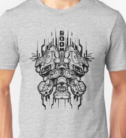 Boom Bot Unisex T-Shirt