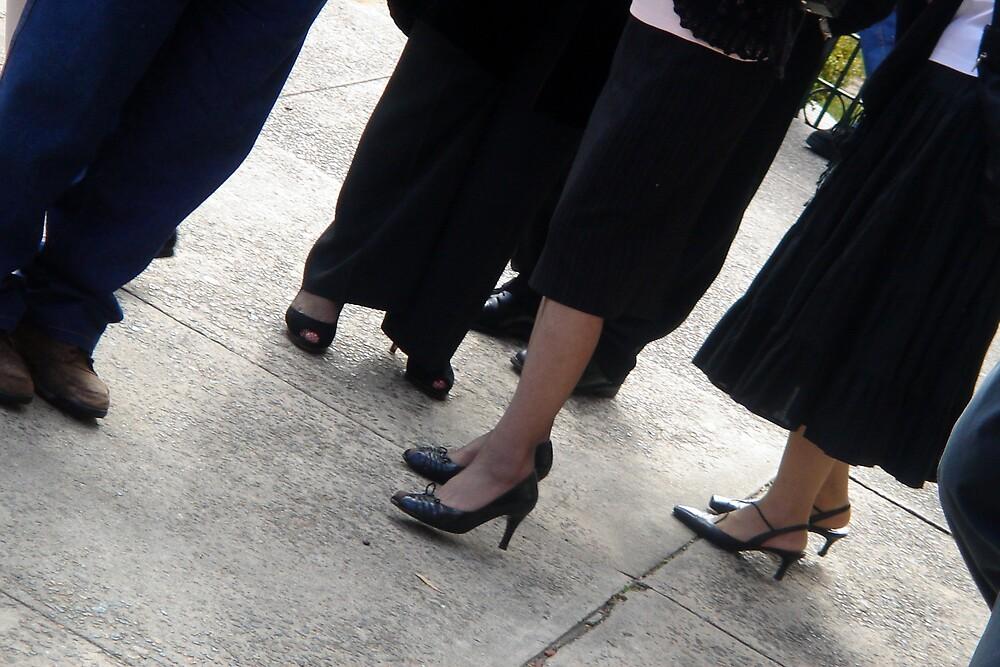 Church Feet by diongillard