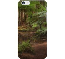Redwoods, Otways, Victoria iPhone Case/Skin