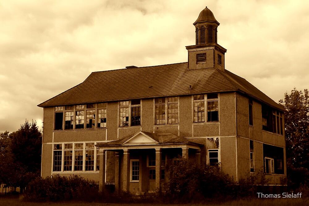 Haunted School by Thomas Sielaff