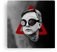 Depeche Mode : Goggles Andrew Fletcher & 2013's Delta  Canvas Print