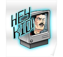 HEY KID! I'M A COMPUTER! Poster