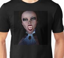 Vampire in the dark Unisex T-Shirt