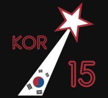 SOUTH KOREA STAR by eyesblau
