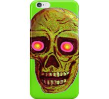 Space Ghoul iPhone Case/Skin