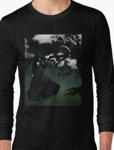 Woman in black 2 T-Shirt