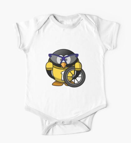 The Penguin Racer One Piece - Short Sleeve