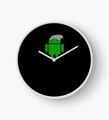 BeanieDroidv1.0 Clock