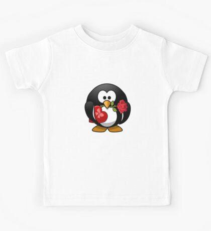The Penguin Lover Kids Tee