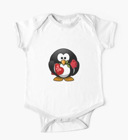 The Penguin Lover One Piece - Short Sleeve