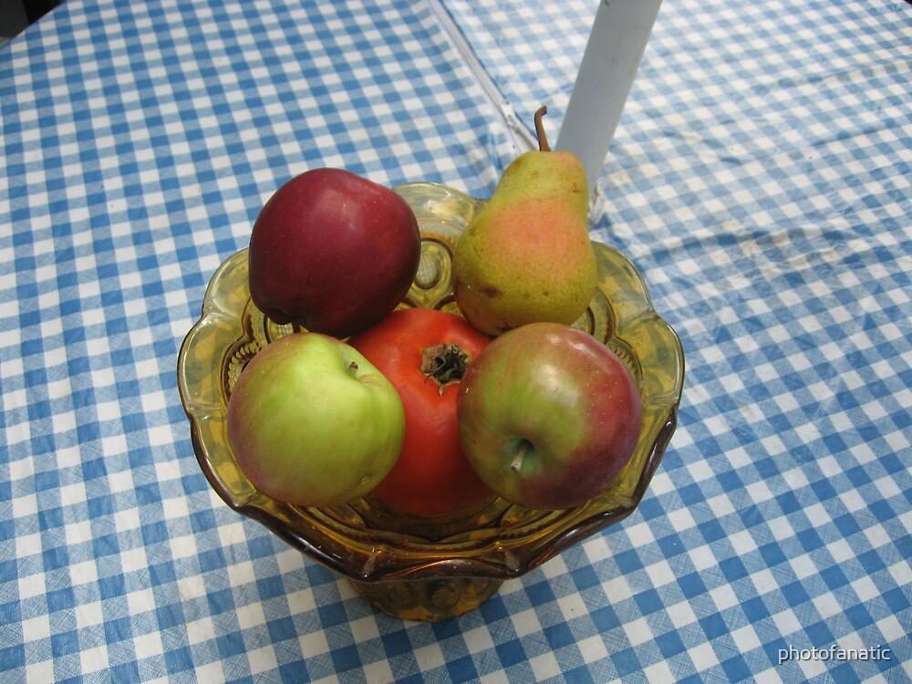 fruit bowl by photofanatic