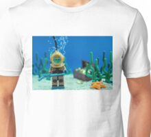 Lego Deep Sea Diver Unisex T-Shirt