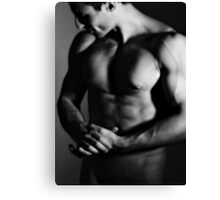 nude male Canvas Print