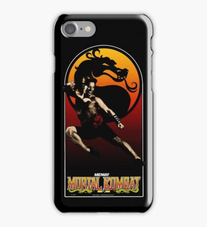 Mortal Combat iPhone Case/Skin