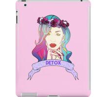 Detox iPad Case/Skin