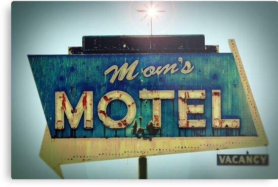 Mom's Motel by Barbara Gordon
