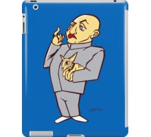 Dr. Eeeeevil iPad Case/Skin
