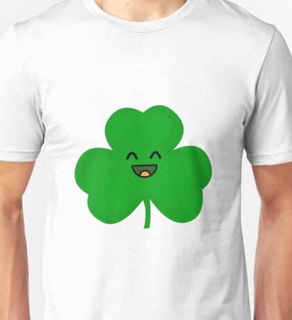 Happy Shamrock Unisex T-Shirt