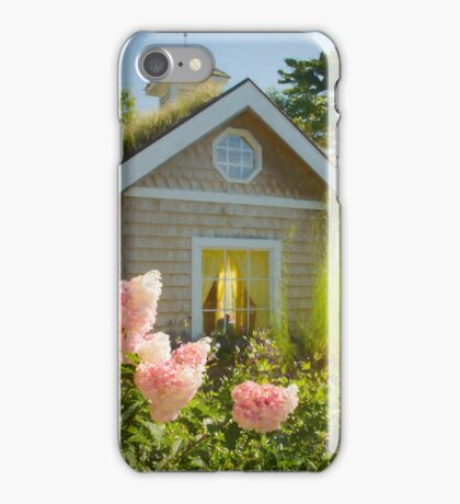 Pretty Pink Flowers iPhone Case/Skin