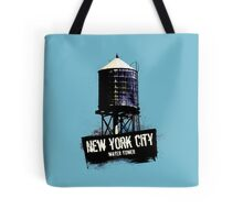 New York City Water Tower Tote Bag