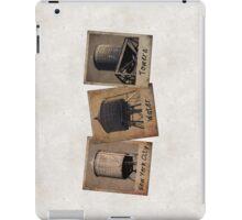 New York Water Tower Polaroids iPad Case/Skin
