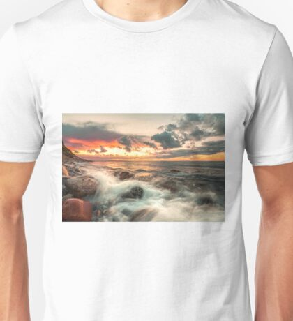 Golden hour  Unisex T-Shirt