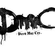 Devil May Cry Logo by SyAngel