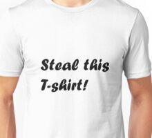 Try me. Unisex T-Shirt