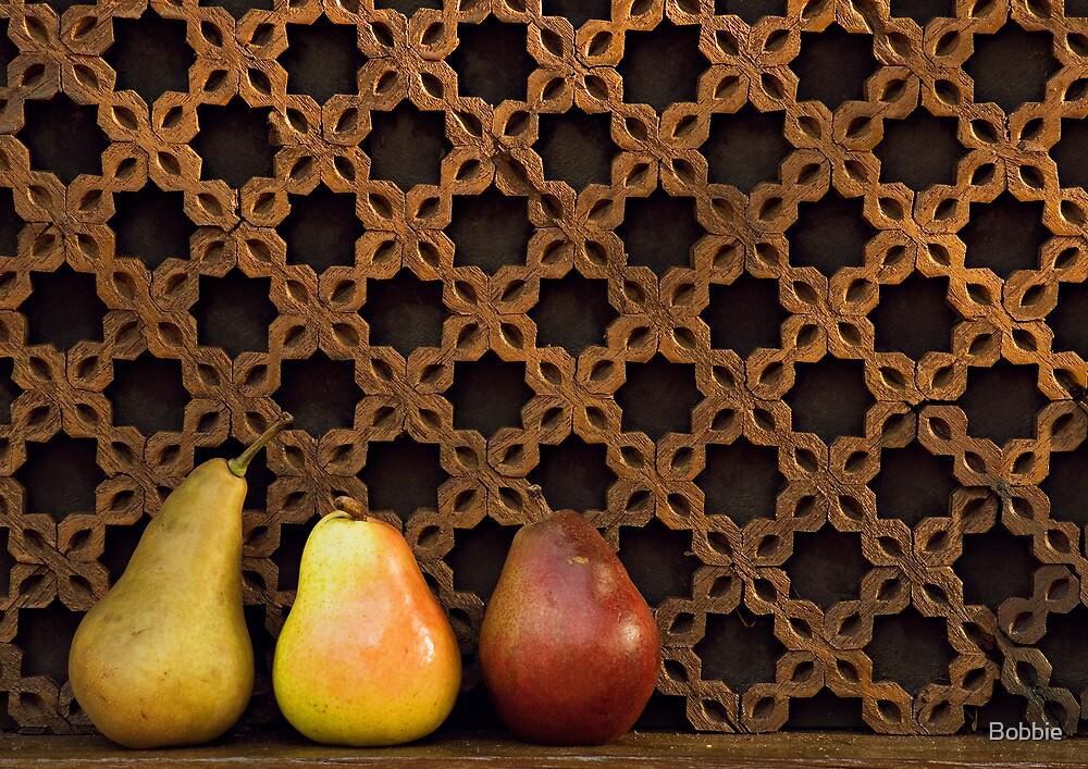 Pears by Bobbie