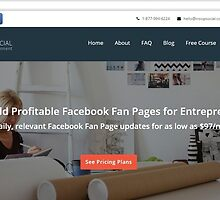 Facebook Page Management by huneycutx82