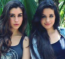 Lauren and Camila by DanniMichelle