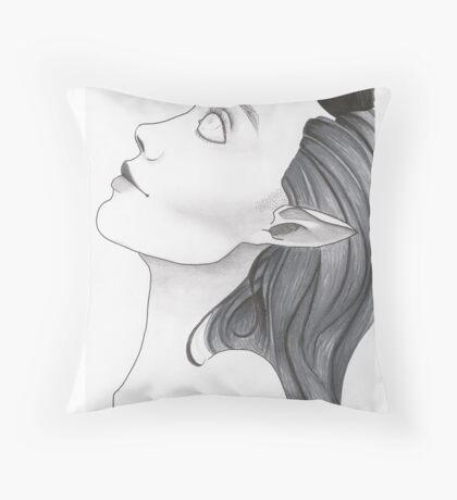 Hiraeth Throw Pillow