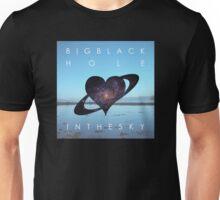 Big Black Hole In The Sky - Scandalous Heart artwork (Jez Kemp album) Unisex T-Shirt